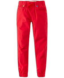 Little Boys Crayola Collection Twill Jogger Pants