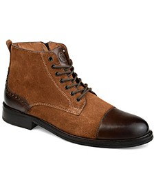 Men's Remo Cap Toe Ankle Boots