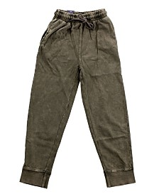 Toddler Boy Splatter Print Jogger Pants
