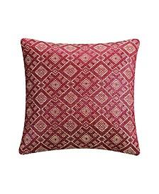 Riad Jacquard Decorative Pillow