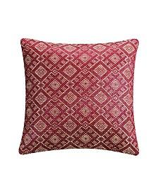 Destinations by Stavros Riad Jacquard Decorative Pillow