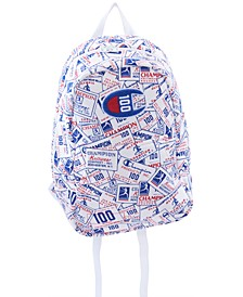 Men's Logo-Print Backpack