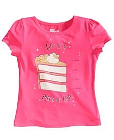 Toddler Girls Cake Slice T-Shirt, Created for Macy's