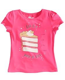 Epic Threads Little Girls Cake Slice T-Shirt, Created for Macy's