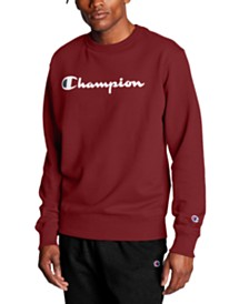 Champion Powerblend Fleece Logo Sweatshirt