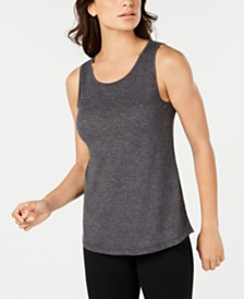 Ideology Mesh-Back Tank Top, Created for Macy's