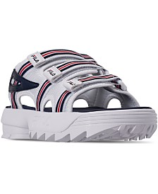 Fila Women's Disruptor HS Athletic Sandals from Finish Line