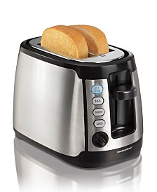 Hamilton Beach Keep Warm 2 Slice Toaster