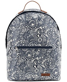 Rockwy Canvas Backpack