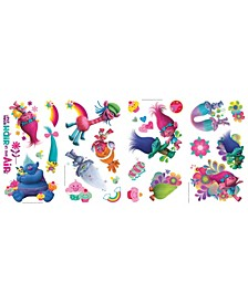 Trolls Peel and Stick Wall Decals