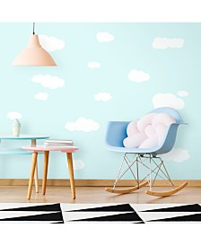 York Wallcoverings Clouds Peel and Stick Wall Decals
