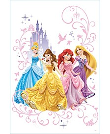 Disney Princess Wall Graphix Peel and Stick Giant Wall Decals