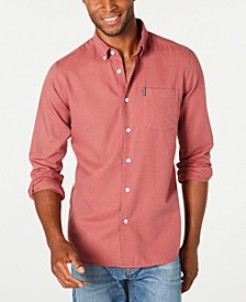 Men's Tailored-Fit Bedford Cord 1 Shirt