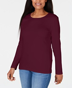 27bce7f5c5bb9 Karen Scott Womens Tops - Macy's