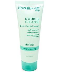 Double Cleanse 2-In-1 Facial Foam
