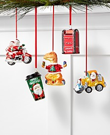 Holiday Lane Santa's Favorites Collection, Created for Macy's