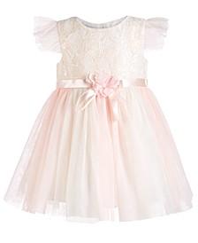 Baby Girls Lace Ballerina Dress
