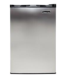 3 Cubic Feet Upright Freezer with Door
