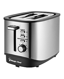 Magic Chef 2-Slice Toaster