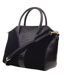 Mini Maggie Satchel Bag