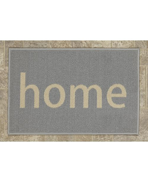 "Ottomanson Doormat Collection Rectangular, 20"" x 30"""