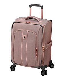 "Newcastle Softside 20"" Spinner Suitcase"