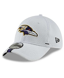 New Era Little Boys Baltimore Ravens 2019 Training 39THIRTY Stretch Fitted Cap