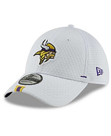 New Era Little Boys Minnesota Vikings 2019 Training 39THIRTY Stretch Fitted Cap