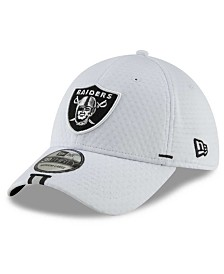 New Era Little Boys Oakland Raiders 2019 Training 39THIRTY Stretch Fitted Cap