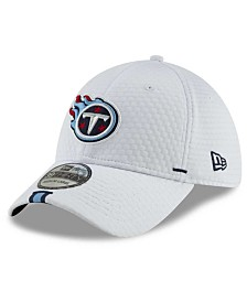 New Era Little Boys Tennessee Titans 2019 Training 39THIRTY Stretch Fitted Cap