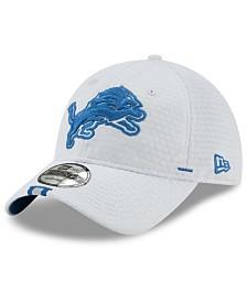 New Era Detroit Lions 2019 Training 9TWENTY Strapback Cap