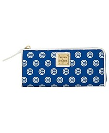 Chicago Cubs Zip Clutch