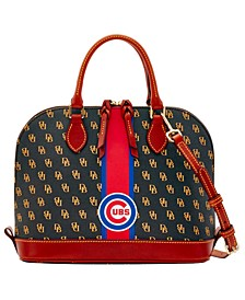 Chicago Cubs Zip Zip Stadium Satchel
