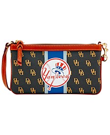 New York Yankees Large Slim Stadium Wristlet