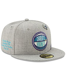 Charlotte Hornets 2019 On-Court Collection 59FIFTY Fitted Cap