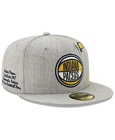 New Era Indiana Pacers 2019 On-Court Collection 59FIFTY Fitted Cap