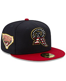 New Era Rochester Red Wings Stars and Stripes 59FIFTY Cap