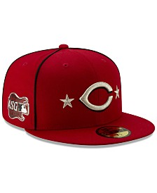 New Era Cincinnati Reds All Star Game Patch 59FIFTY Cap