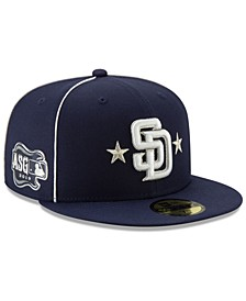 San Diego Padres All Star Game Patch 59FIFTY Cap