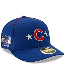 Chicago Cubs 2019 All Star Game Patch Low Profile 59FIFTY Fitted Cap