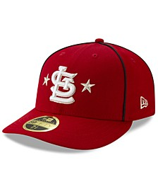 St. Louis Cardinals 2019 All Star Game Patch Low Profile 59FIFTY Fitted Cap