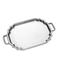 Wilton Armetale Hampstead Large Rectangular Tray