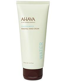 Mineral Hand Cream, 3.4 oz