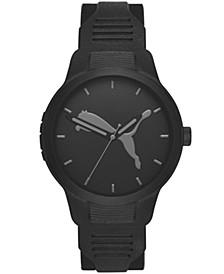 Men's Reset Polyurethane Strap Watch 44mm