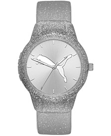 Women's Reset Polyurethane Strap Watch 36mm
