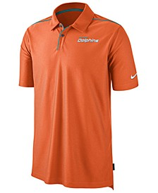Men's Miami Dolphins Team Issue Polo