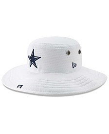 New Era Dallas Cowboys Training Panama Bucket Hat