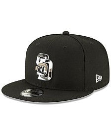 New Era San Diego Padres Camo Trim 9FIFTY Cap