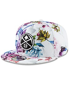 New Era Denver Nuggets Funky Floral 9FIFTY Cap