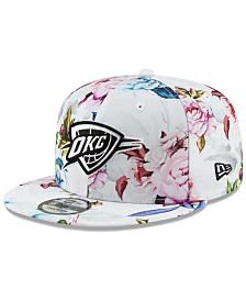 New Era Oklahoma City Thunder Funky Floral 9FIFTY Cap